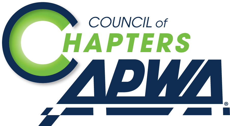 APWA Council of Chapters logo